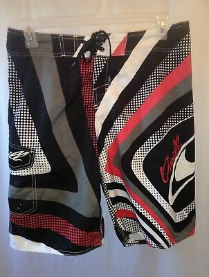 dedc464c6c Mens ONEILL Surf board Shorts Size 32 Multicolored Great Condition  Lightweight