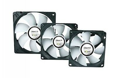 GELID SOLUTIONS Silent 12 Quiet PC Case Fan 120mm