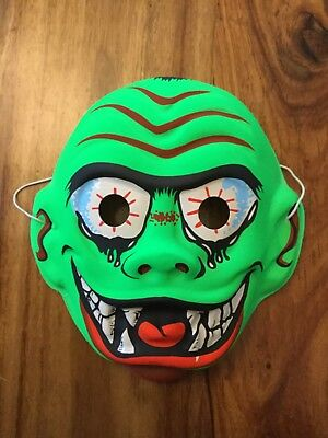 """Vintage Ed """"Big Daddy"""" Roth Rat Fink Francis Weird-Oh's Mask Reissue Halloween"""