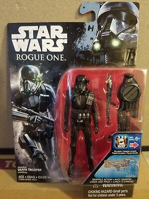 Star Wars Rogue One Imperial Death Trooper 3 3/4 inch Action Figure