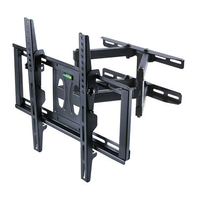 TV Wall Mount Full Motion Articulating Tilting Swivel Mount for Most 32-65 inch