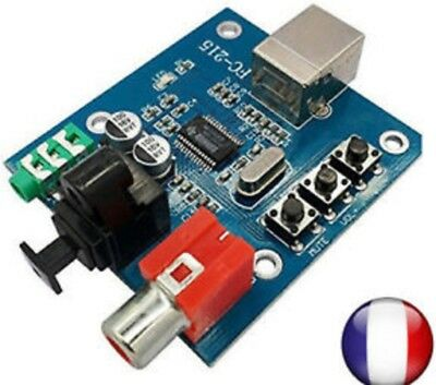 Audio_Demat !!! Audiophile Mini DAC USB NEUF
