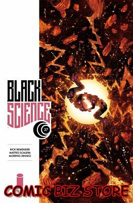 Black Science #37 (2018) 1St Printing Bagged & Boarded Image Comics