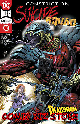 Suicide Squad #44 (2018) 1St Printing Dc Universe Rebirth Bagged & Boarded