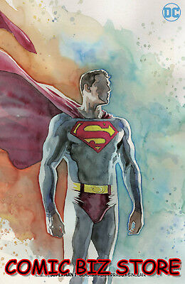 Superman #1 (2018) 1St Printing Mack Variant Cover Bagged & Boarded Dc Universe