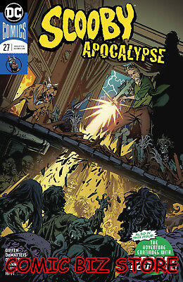 Scooby Apocalypse #27 (2018) 1St Printing Bagged & Boarded Dc Comics
