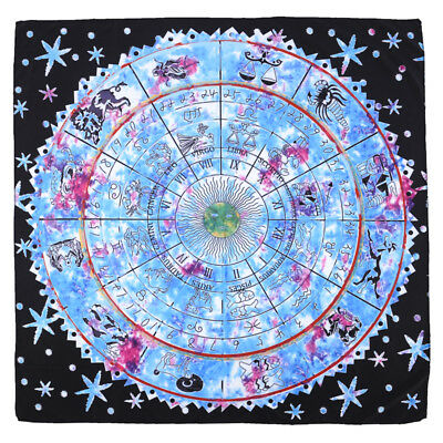 100X100 Tablecloth pentacle for Tarot game Rider Deck Board Game Card Waite