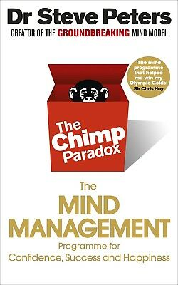The Chimp Paradox by Steve Peters PDF Digital Book Fast Delivery Buy Now