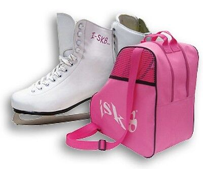 Womens Childrens figure Ice Skates with free ISK8 bag. Sizes uk 6.5 EU 40