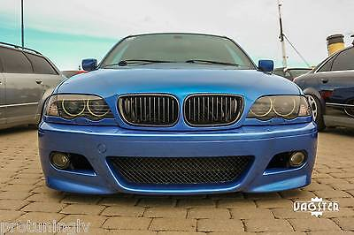 M3 look Front BUMPER for BMW e46 3 series sport abs 2D 4D coupe cabrio m sport
