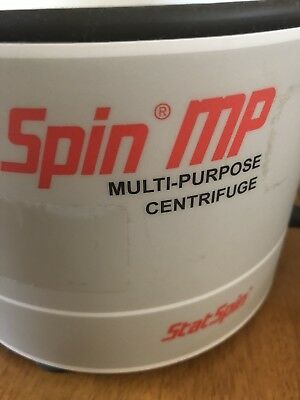 Used StatSpin M901-22 MP Multi Purpose Centrifuge w/ RT12 & RM02 Rotors