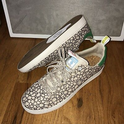 competitive price c4534 b8948 ADIDAS STAN SMITH Hemp Happy 420 Vulc X Bait Aq7936 Mens Shoes Size 10.5 New