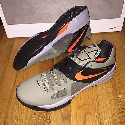 c41f2252c0e8 Nike Zoom KD 4 Undefeated Rogue Green Orange 473679-302 Mens Shoes Size 14  New