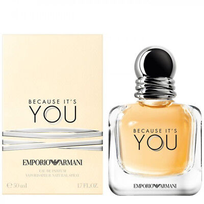 Because It's you Emporio Armani Eau de Parfum