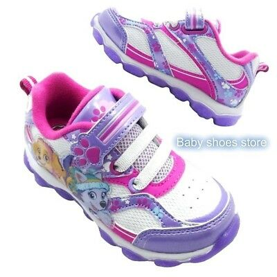 New Baby Toddler Girls kids sneakers shoes size 6,7