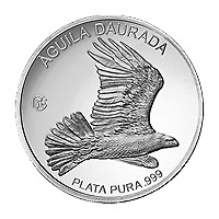 2013 Andorra Golden Eagle F15 Privy Silver Proof Coin