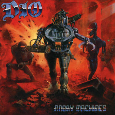 Dio - Angry Machines - CD [NEW]