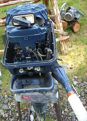 10hp johnson  Evinrude outboard Carb