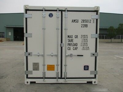 Shipping Containers - Cold Storage refrigerated 20f -1,010 cu.ft