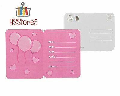 American greetings hello kitty invite and thank you combo pack 8 american greetings hello kitty invite and thank you combo pack 8 count party sup m4hsunfo