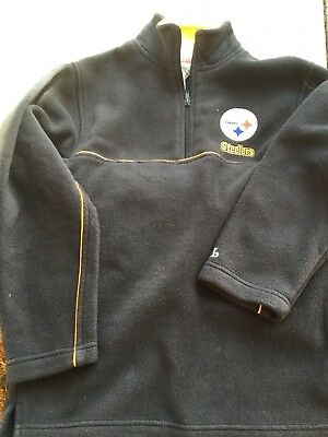 promo code a0898 44ce4 NFL PITTSBURGH STEELERS Youth Kids Sz 4 Toddler Hoodie ...