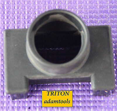 New -Triton End Cap/vacuum connection (BJA312)  to fit Biscuit Joiner (BJAS300)