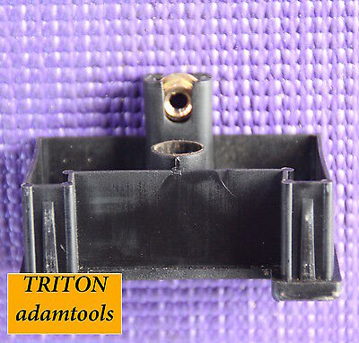 Triton Biscuit Joiner system BJA300's part: END CAP/NUT HOLDER