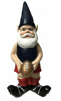 Melbourne Demons AFL Limited Edition 10 Year Anniversary Garden Gnome 2016