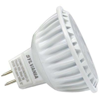 SYLVANIA Ultra LED Light Bulb Dimmable 9W Replacing 50W Halogen MR16 12V/G4 -