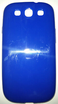 Blue Gel Case for Samsung Galaxy S3