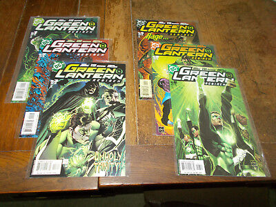 Green Lantern Rebirth - Complete set of 6 issues #1 #2 #3 #4 #5 #6 - DC 2004