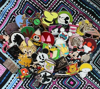 Lot of Disney Trading Pins You Choose The Amount You Need NMH3