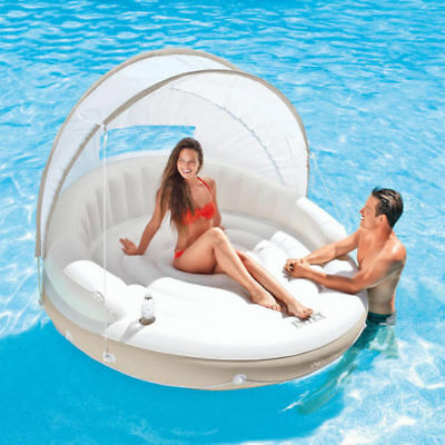 Lake Float For Girl Group Adult Pool Lounger Floating Island Raft Large 2 Person