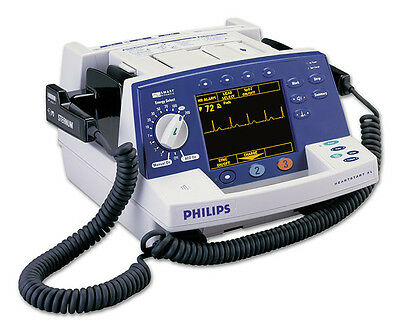 Philips M4735A Heartstart XL AED, Pacing