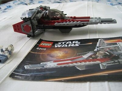 Lego Star Wars Instruction Manuals 116 See Photo 299