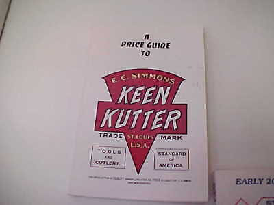 A Price Guide To Keen Kutter Tools & Cutlery Collectibles By E.C. Simmons