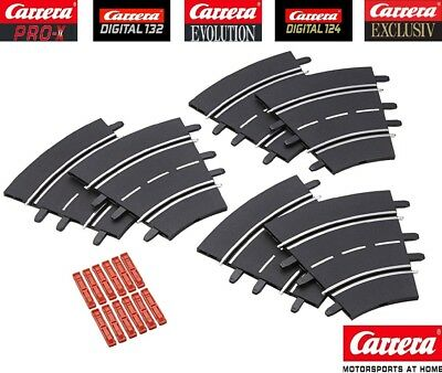 Carrera Digital 124/132, Evolution 6x Kurve 1/30° No. 20577