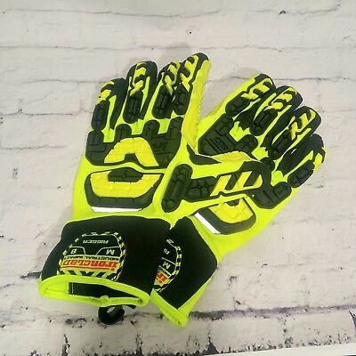 New Ironclad Industrial Impact Rigger or Rigger Cut M8 VIB-RIG Gloves