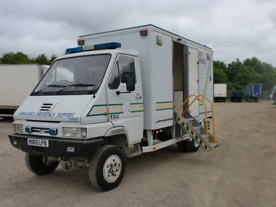 Renault B120  4X4  With Full V5, Ideal Expedition Vehicle / Ultimate Camper