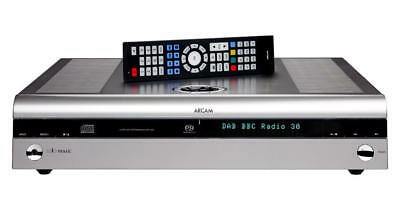 Arcam Solo Music Media Streaming Stereo System - Silver -