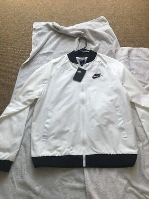 c6af747761 NEW WITH TAG Nike NSW Legacy Full Zip Hoodie Size L 805057-032 ...
