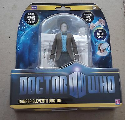 Doctor Who GANGER ELEVENTH 11th DOCTOR - Action Figure (NEW / FACTORY SEALED)