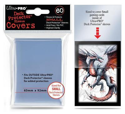Ultra Pro 60 pochettes Deck Protector Sleeve Covers Transparentes Small 843557