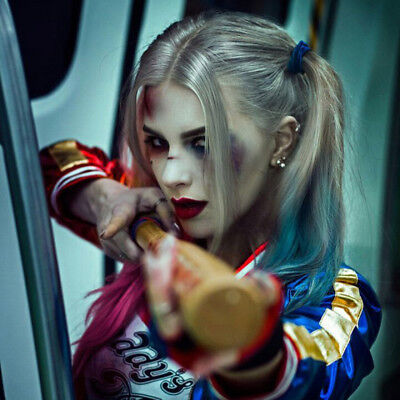 """7"""" Suicide Squad Harley Quinn Action Figure Toy Doll in box Collection Gift"""