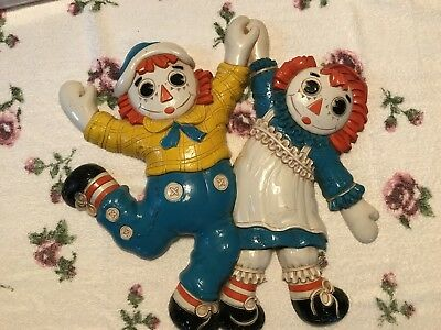 raggedy ann and andy wall
