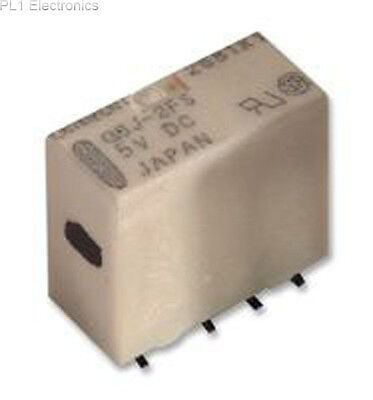 OMRON Electronic Components - g6ju2fsy12dc - RELAIS, SMD, loquet, 1A, 12V