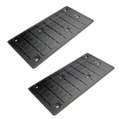 MTD 2 Pack Of Genuine OEM Replacement Rubber Foot Pads # 735-0689A-2PK