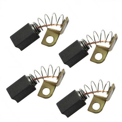 Porter Cable 4 Pack Of Genuine OEM Replacement Carbon Brushes # N122895-4PK