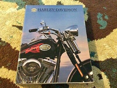 Harley Davidson 2005 Parts Catalog Very Good No Rips/Missing Pages