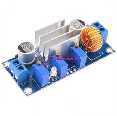 Lithium Charger Step-Down Module Xl4005 Power Supply 5A Cc Cv Ic Develope